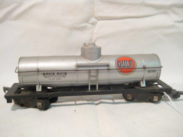 1021: Gulf Car