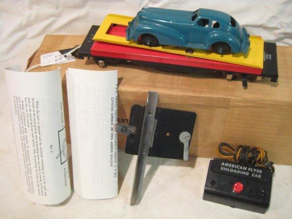 1359: Auto Unloading Car