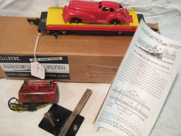 1362: Auto Unloading Car