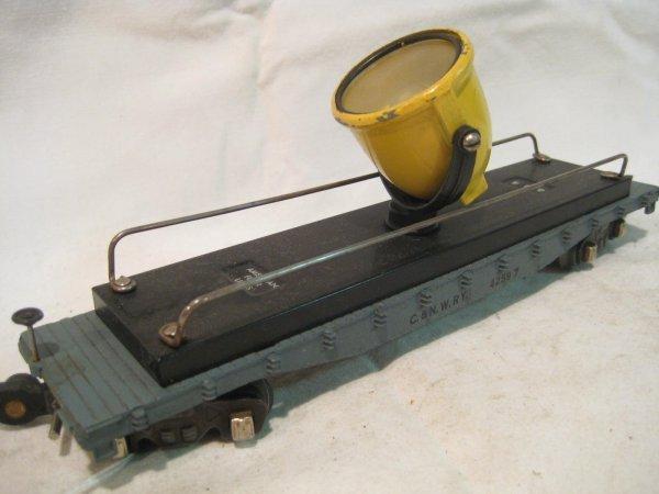 1367: Floodlight Car