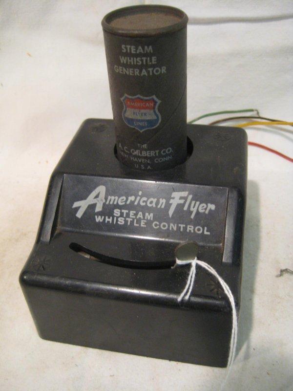 1378: Whistle Controller