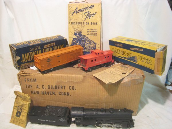 1607: SET w/track, transformers #521T