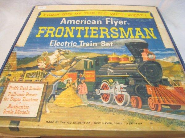 1899: Frontiersman Set #20550