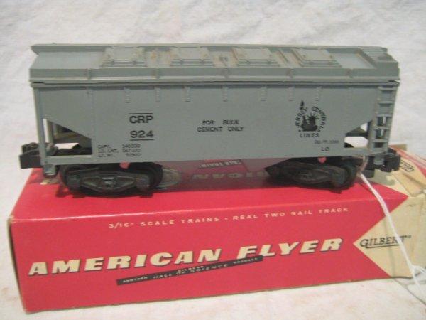 2051: Cement Car box # 24208 (1957) # 924