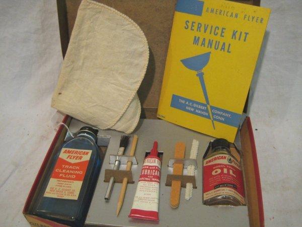 2058: Service Kit box #23026