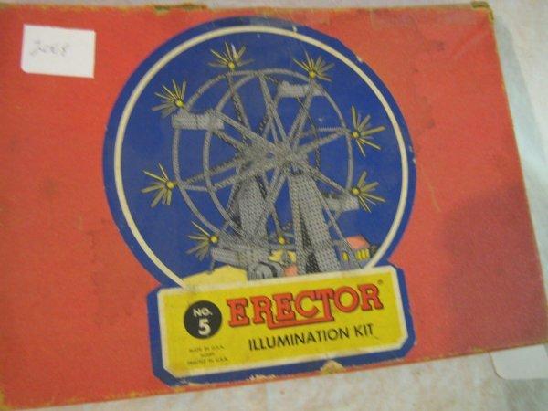 2068: Erector Illumination, box # 5