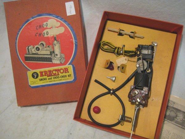 2070: Erector Smoke & Choo-Choo, box # 7
