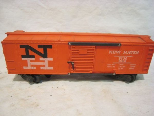 2310: #984 NH Box Car