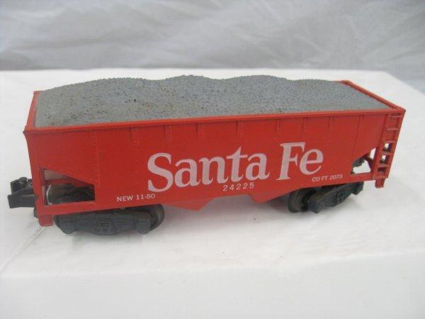 2554: #24225 Santa Fe Hopper