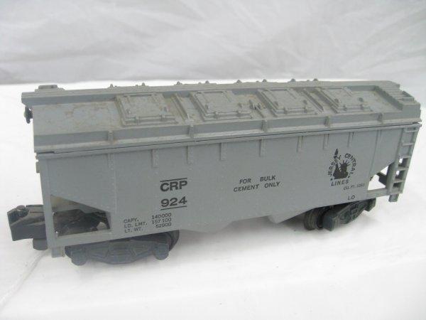 2556: #924 Cement Car