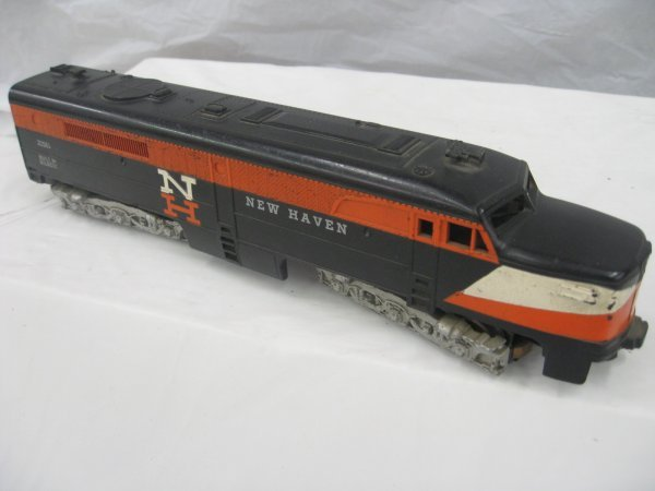 2569: #21561 New Haven
