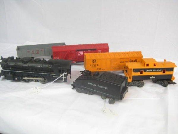 4003: 8 Wheel Freight set