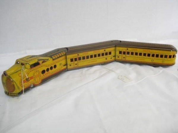 4004: M1005 Union PacificPassenger Set