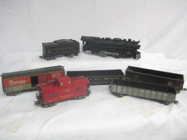 4006: 3/16 Freight Set