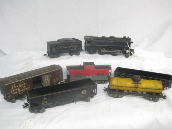 4013: 3/16 Freight Set
