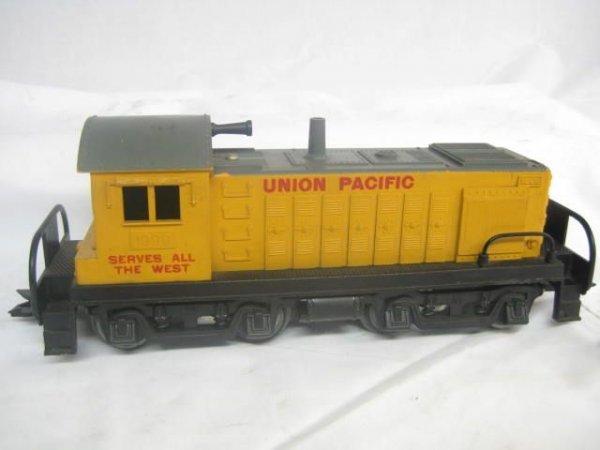 4016: #1998 Union Pacific Engine