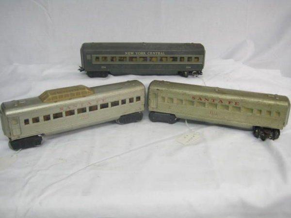 4022: 3 Passenger Cars