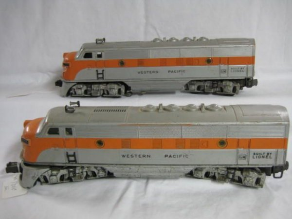 7000: 2355 Western Pacific AA Engines