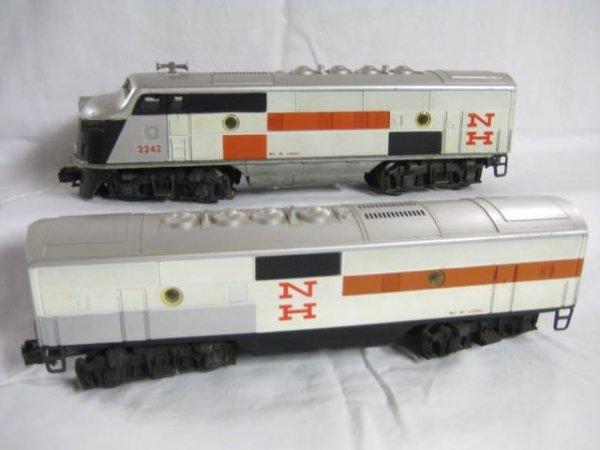7002: 2242 New Haven F-3 AB Units 58-59