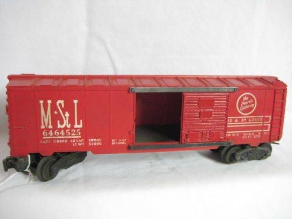 7010: 6464-52 M-St-L Boxcars 1957