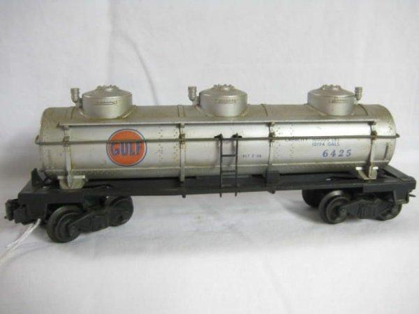7011: 6425 Gulf 3D Tank car