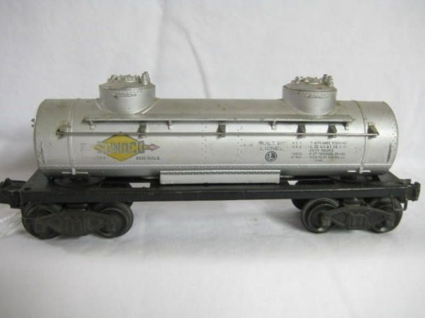 7012: 6465 Sunoco 2D Tank car