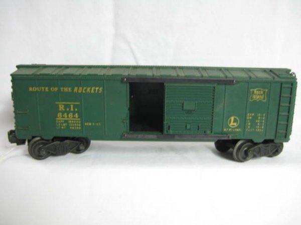 7017: 6464 Rock Island Boxcar