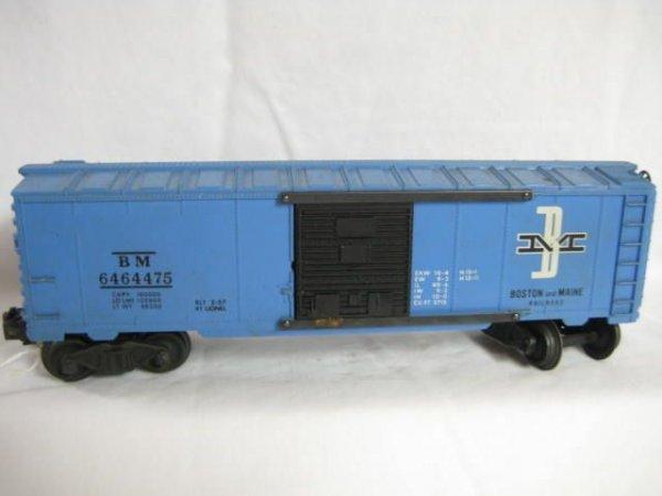 7018: 6464-475 Boston & Maine Boxcar