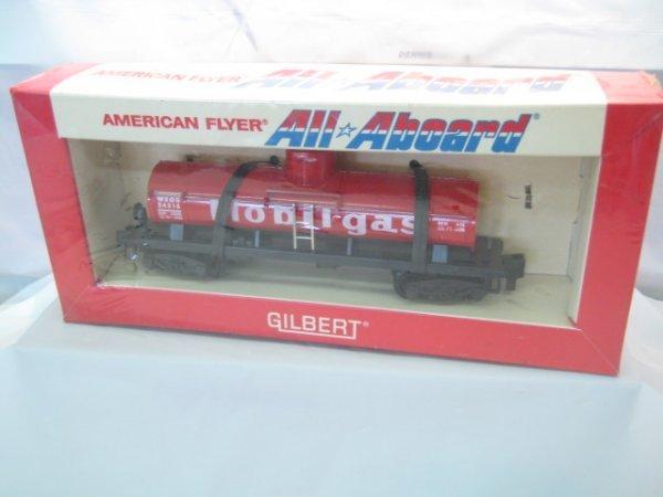 2830: #24316 All aboard Mobilgas tank car