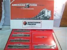 2964: #49602 Northern Pacific passenger set
