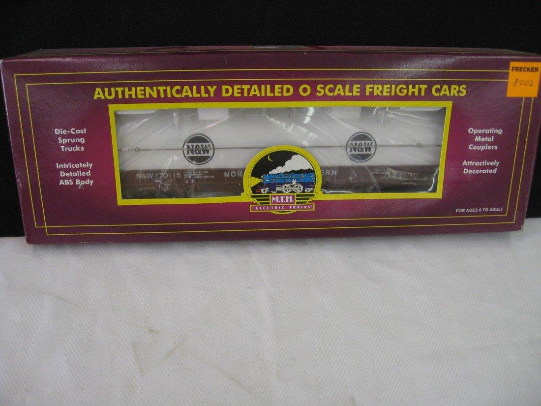 8002: MTH Coil Car