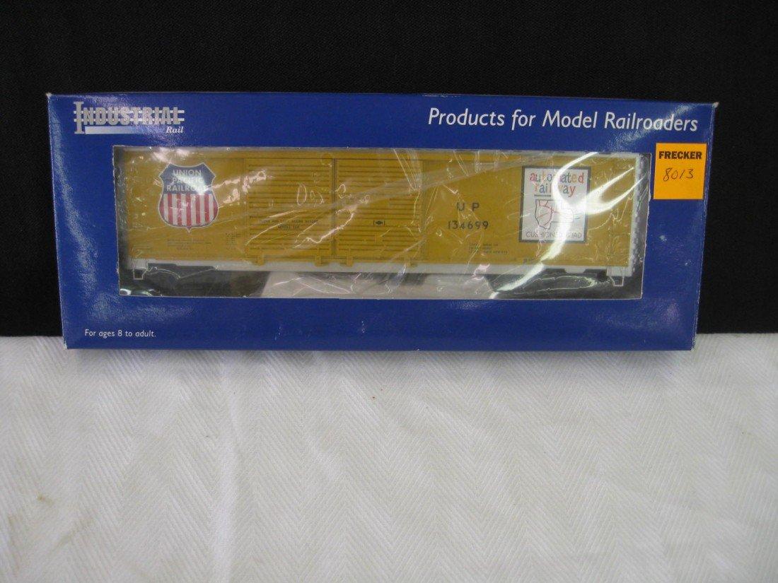 8013: Industrial Rail Union Pacific Box Car