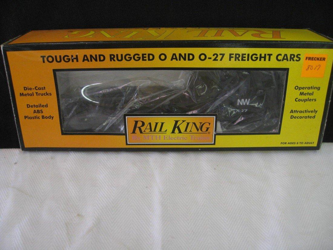 8017: Rail King Tender Car