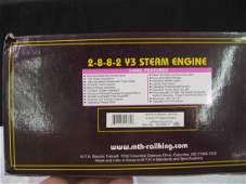 8064: MTH Steam Engine