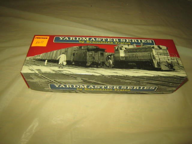 8611: Branch Line Cookie Box