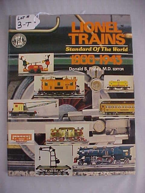 1003: Lionel Trains Standard of the World 190