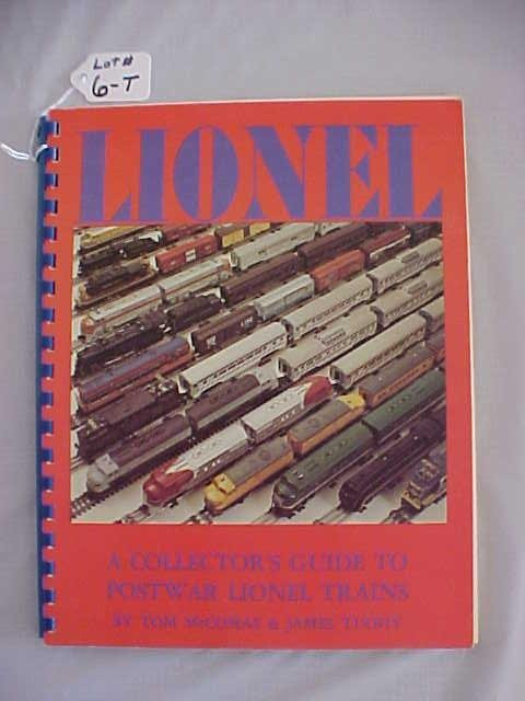 1006: A Collector's Guide to Postwar Lionel T