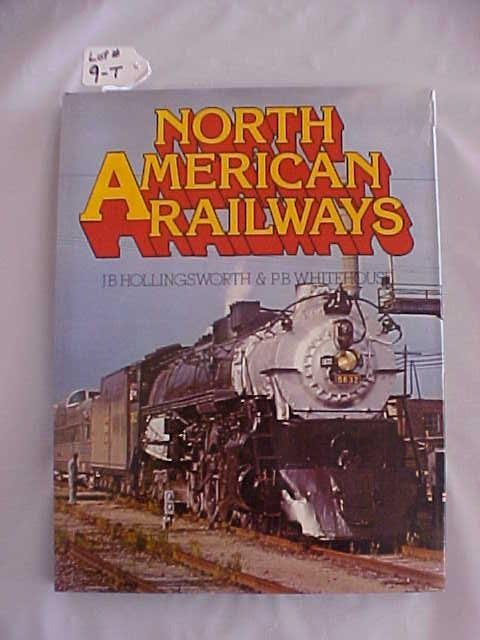 1009: North American Railways