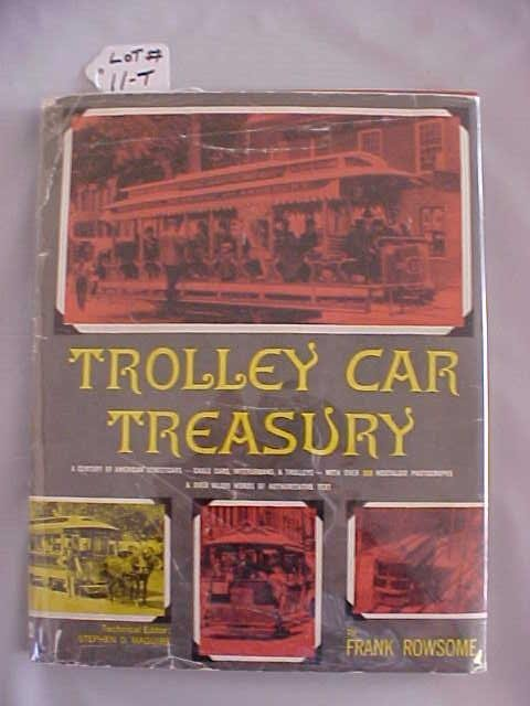 1011: Trolley Car Treasury