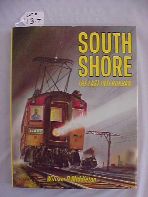1013: South Shore -The Last Interurban