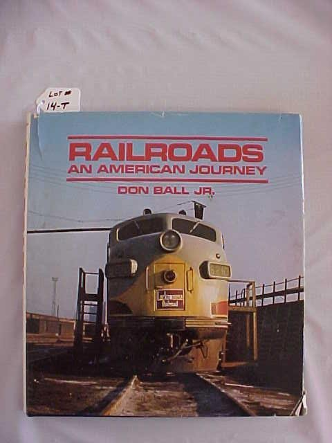 1014: Railroads - An American Journey