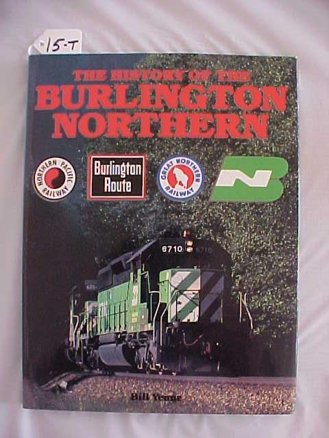 1015: The History of the Burlington Northern