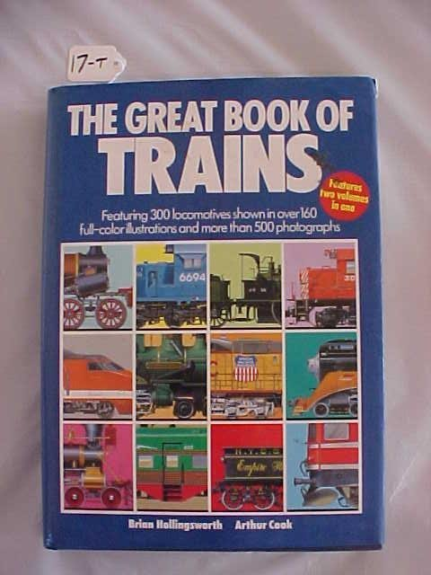 1017: The Great Book of Trains