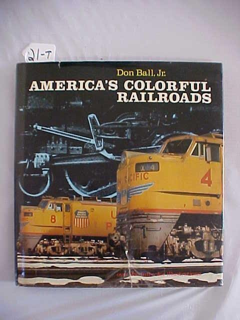 1021: America's Colorful Railroads