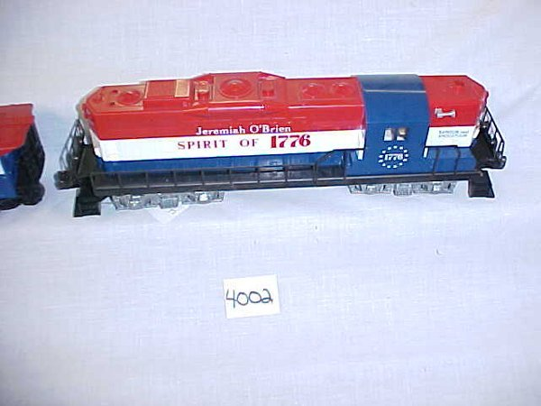 4002: Jeremiah O'Brien Spirit of 1776 +  Cab