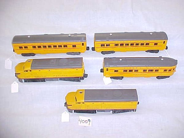 4009: Lionel Post War 50th Anniversary Set