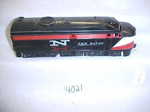 4021: New Haven 2716 Alco-A Unit