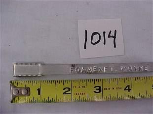 Foam Ex. Ft Wayne Seal Strap