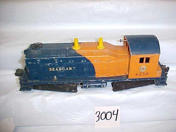 3004: Lionel 6250 Seaboard Locomotive