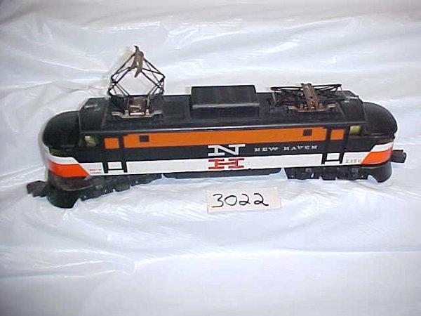 3022: Lionel 2350 New Haven Locomotive